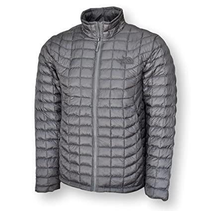294d336ca The North Face Men's Thermoball Full Zip Jacket, Fusebox Grey, Small