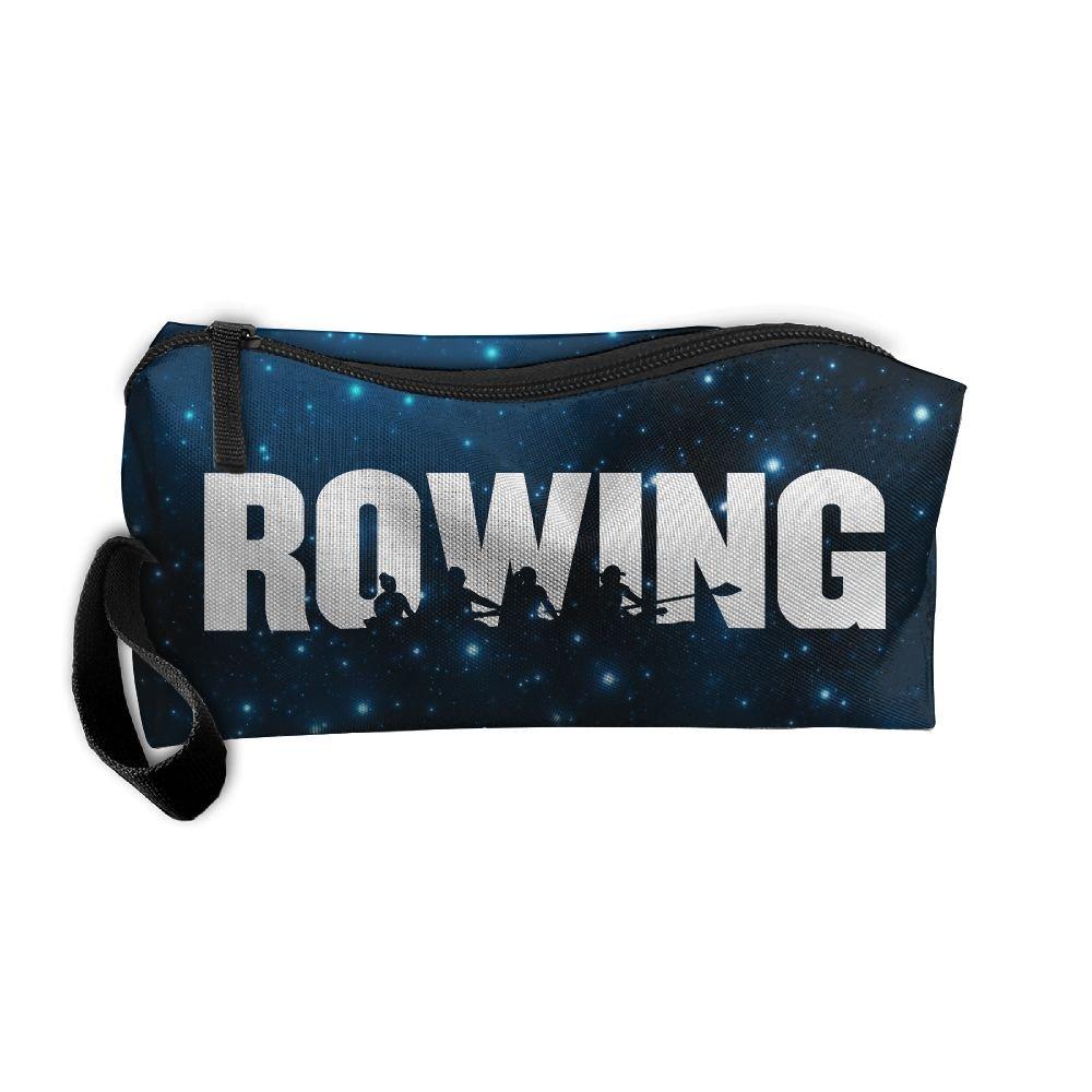 ジョナサンSidney Happy Rowingオーガナイザーバッグ鉛筆バッグポーチファスナービッグ容量ポータブル旅行メイクアップ   B07DLMGBXP