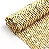 Space Home - Set of 4 Bamboo Sushi Mat - Sushi Rolling Mat - Roll Making Mats - Bamboo