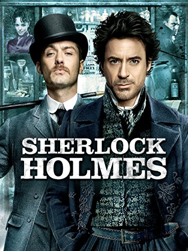 Sherlock Holmes (2009) (Robert Downey Jr Best Actor)
