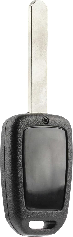 Car Key Fob Keyless Entry Remote fits 2013-2016 Honda Accord 2014-2015 Honda CR-V 2014-2015 Honda Civic MLBHLIK6-1T