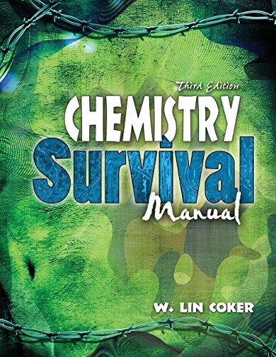 Chemistry Survival Manual