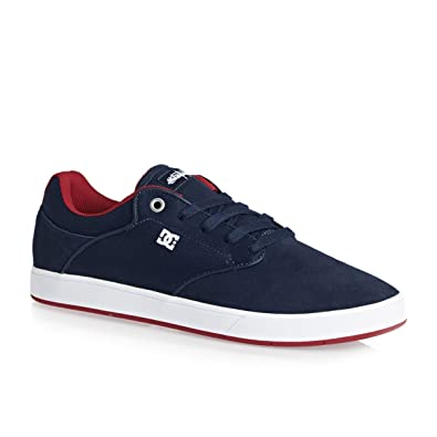 DC Shoes Mikey Taylor, Baskets Basses Homme, Bleu (Navy), 40 EU