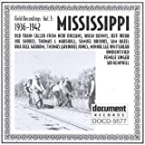 Field Recordings, Vol. 3: Mississippi (1936-1942)