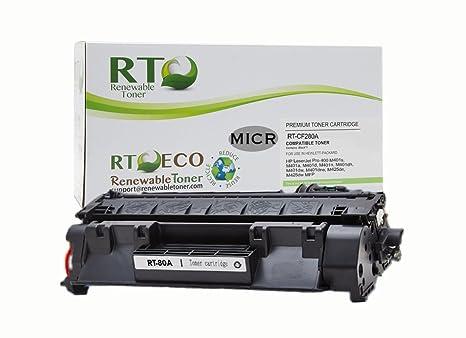 Amazon.com: Energías renovables Toner HP CF280 A/HP 80 A ...