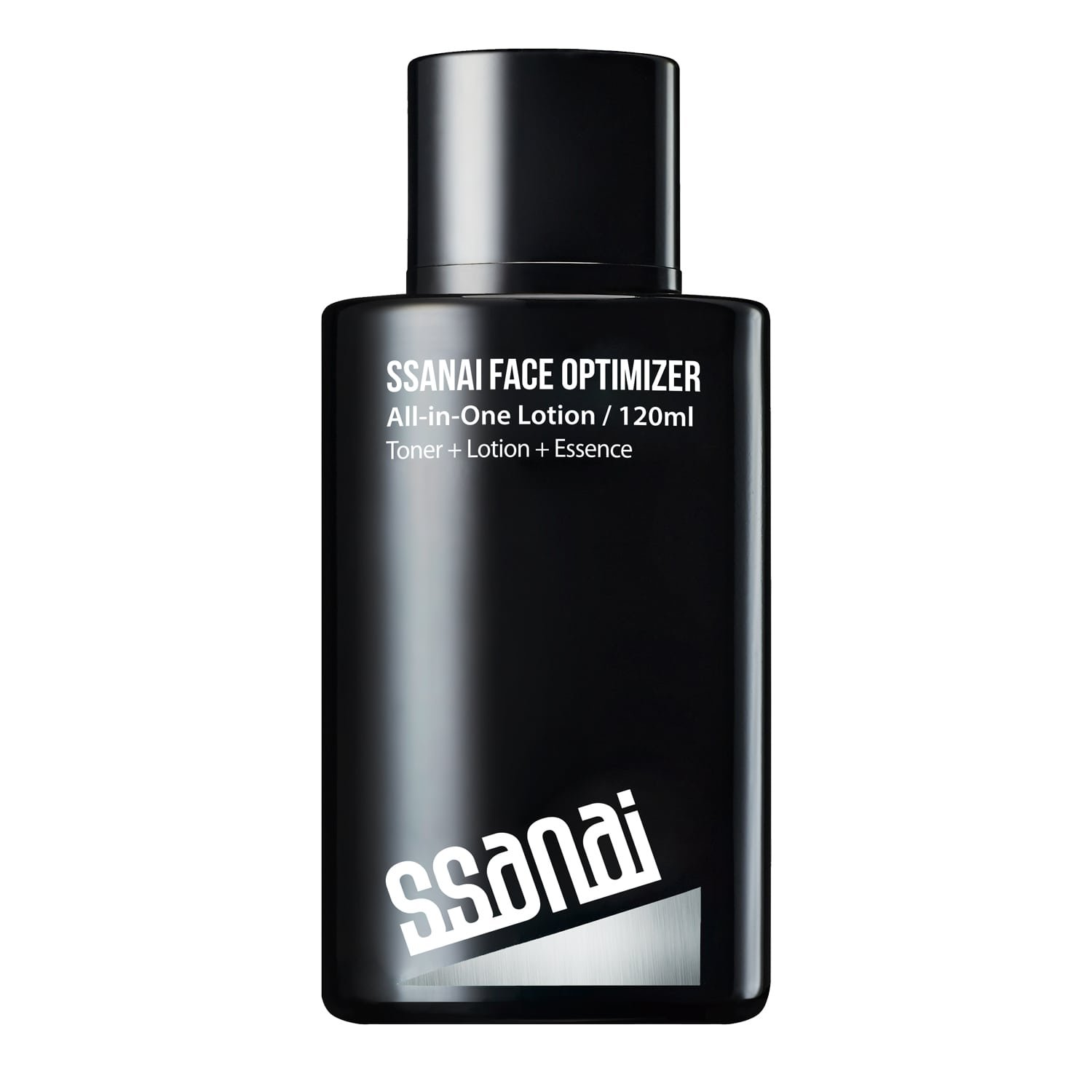SSANAI Face Optimizer - Men's Maximum Hydration 3 in 1 Nourishing Lotion Face Moisturizer Treatment for Oily Dry Acne-Prone Skin Daily Facial Cream Aftershave with Organic Natural Ingredients
