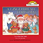 A Gingerbread Christmas Audiobook by Eric Metaxas, Tim Raglin Narrated by Susan Saint James