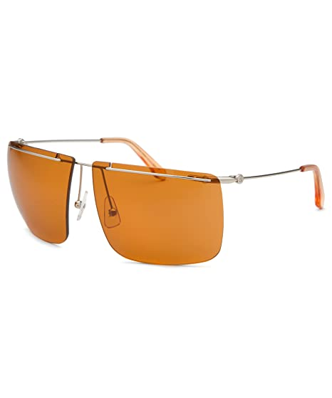 Calvin Klein Gafas de Sol CK2133S-286 (62 mm) Naranja ...
