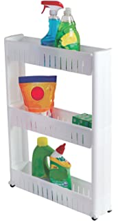 Amazoncom Slim SlideOut 5Tier Storage Tower Ideal in Your