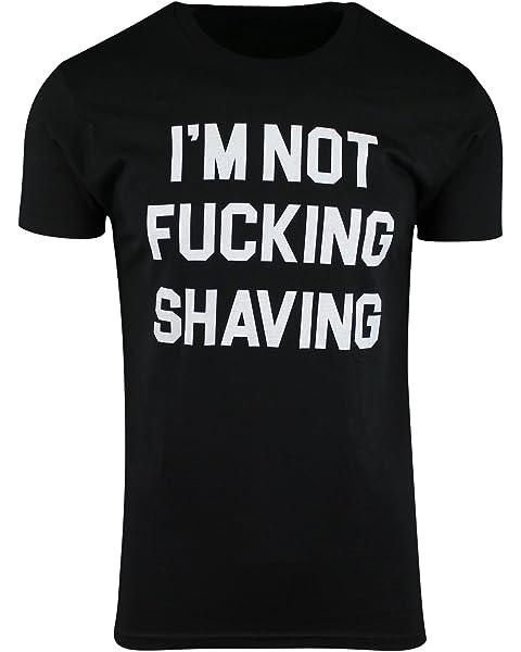 Shirtbanc Im Not Fkn Shaving Shirt Bear Shirt No Shave November Shirts
