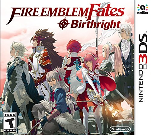 Fire Emblem Fates: Birthright DLC - 3DS [Digital Code]