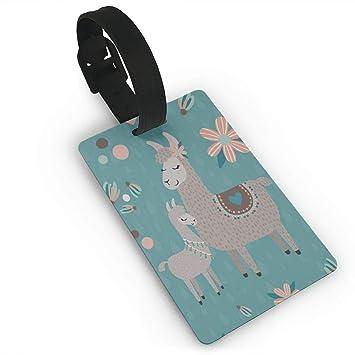 Amazon.com: Etiquetas para equipaje Alpaca Madre y Alpaca ...