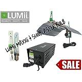 SALE Lumii MAXii Ballast Grow Light Kit Hydroponic Sunblaster 600w Dual Bulb HPS (600w)
