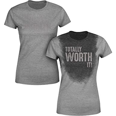 851117dbe Sweat Activated Women Shirt | Fitness Weight Loss Top | Totally Worth It!