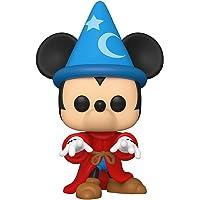 Funko Disney: Fantasia 80º Aniversário - Sorcerer Mickey, Figura De Vinil