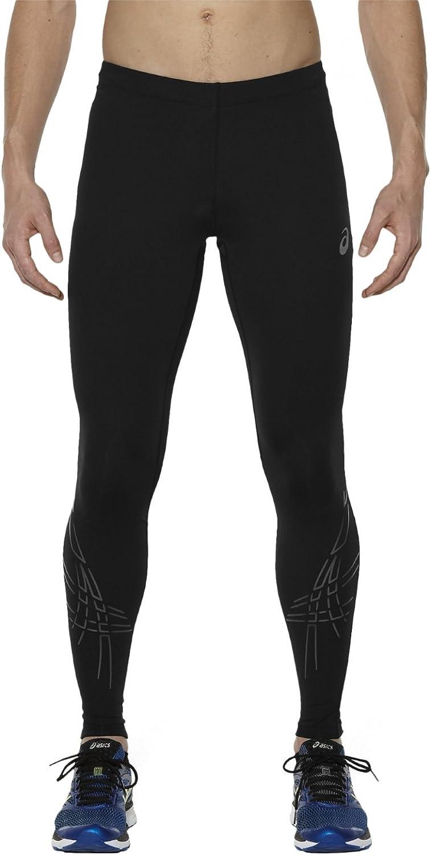 arquitecto recompensa Molesto  ASICS Men's Stripe 3/4 Running Tights: Amazon.co.uk: Clothing
