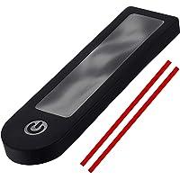 Vestigia® - Cubierta de Goma para Xiaomi M365 y Pro Accesorios para la Lluvia para Pantalla del Salpicadero - Piezas de…