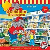 Benjamin kauft ein (Benjamin Blümchen 39) | Elfie Donnelly