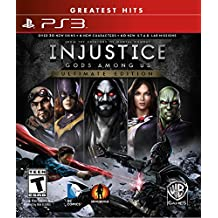 Injustice: Gods Among Us-Ult Edt - PlayStation 3 Ultimate Edition
