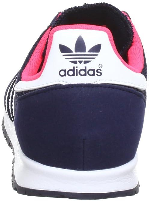 adidas Originals Adistar Racer W Legend Ink Red Zest