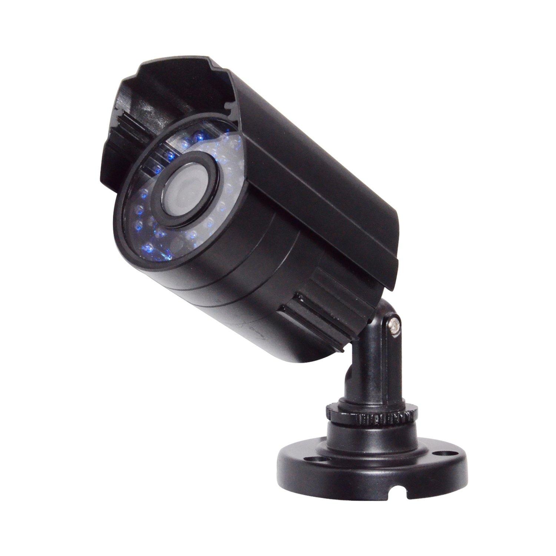 Xsayjia AHD 1080P CCTV Camé ra 2.0 MP 3.6mm Objectif avec 30 LED IR Cut Night Vision Camé ras de Surveillance Exterieur Impermé able