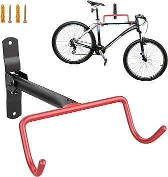 2//4x Fahrrad Wandhalterung Aufhänger Fahrradhalter Fahrradständer Bike klappbar