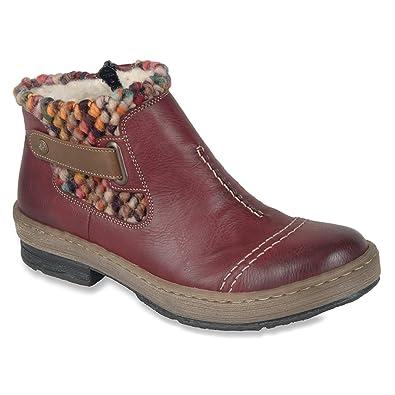 bcf2db8b51d282 Rieker Z6784, Bottes Femme: Rieker: Amazon.fr: Chaussures et Sacs