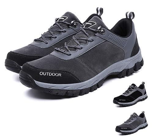 Wanderschuhe Herren Outdoor Sportschuhe Leicht und atmungsaktiv Schuhe Camping & Outdoor Herren