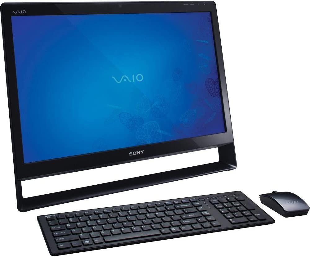 Sony VAIO VPCL135FX/B 24-Inch Desktop (Black)