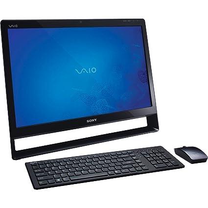Amazon.com : Sony VAIO VPCL135FX/B 24-Inch Desktop (Black) : Desktop Computers : Computers & Accessories