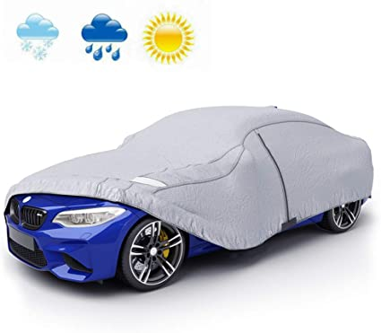 Taille : Cabriolet Housses pour Auto Housse de Voiture Audi A5 UV Int/érieur ext/érieur poussi/ère Imperm/éable Tout Temps Vent Soleil Protection Contre la Pluie