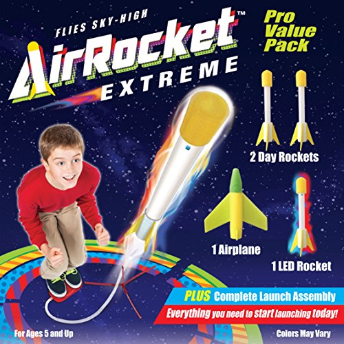 Fireworks Rocket (Skylight Air Rocket Extreme Pro Value Variety Pack # 104)
