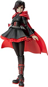 Medicos RWBY: Ruby Rose Super Action Statue