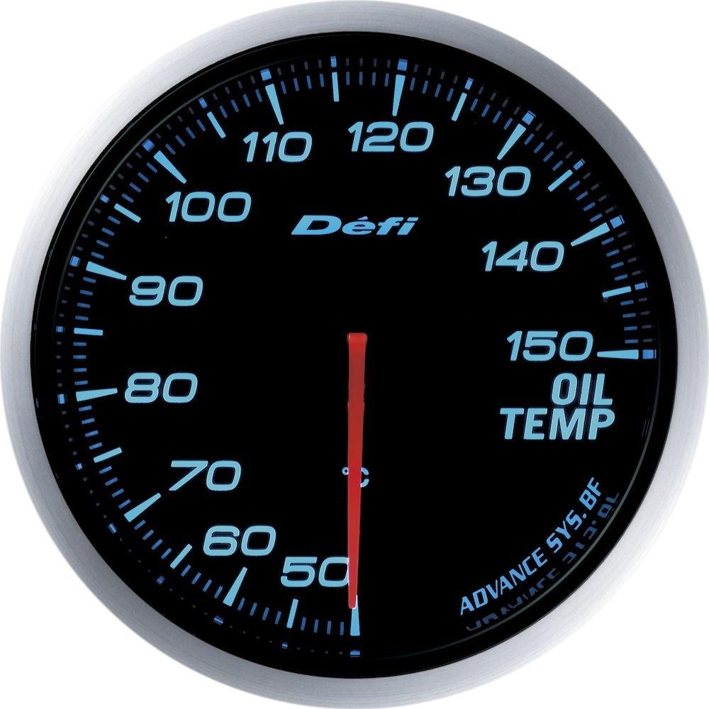 日本精機 Defi (デフィ) メーター【Defi-Link ADVANCE BF】油温計 (ブルー) DF10403 B002WB4GNMブルー