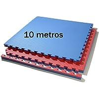 Grupo Contact 10 m. Cuadrados de Tatami (Rojo/Azul)