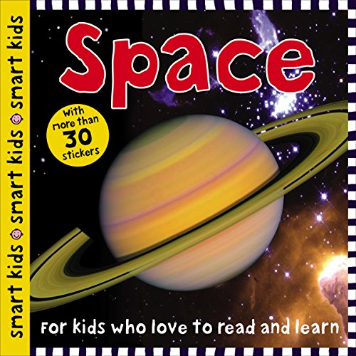 Smart Kids Space: with more than 30 - Book About Stars