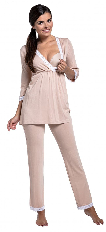 Zeta Ville Fashion Zeta Ville Damen Still-Nachthemd Pyjama Morgenmantel Mischen&Kombinieren Mischen&Kombinieren Mischen&Kombinieren - 591c B075JCS8MH Schlafanzüge Fett und dünn ae219b