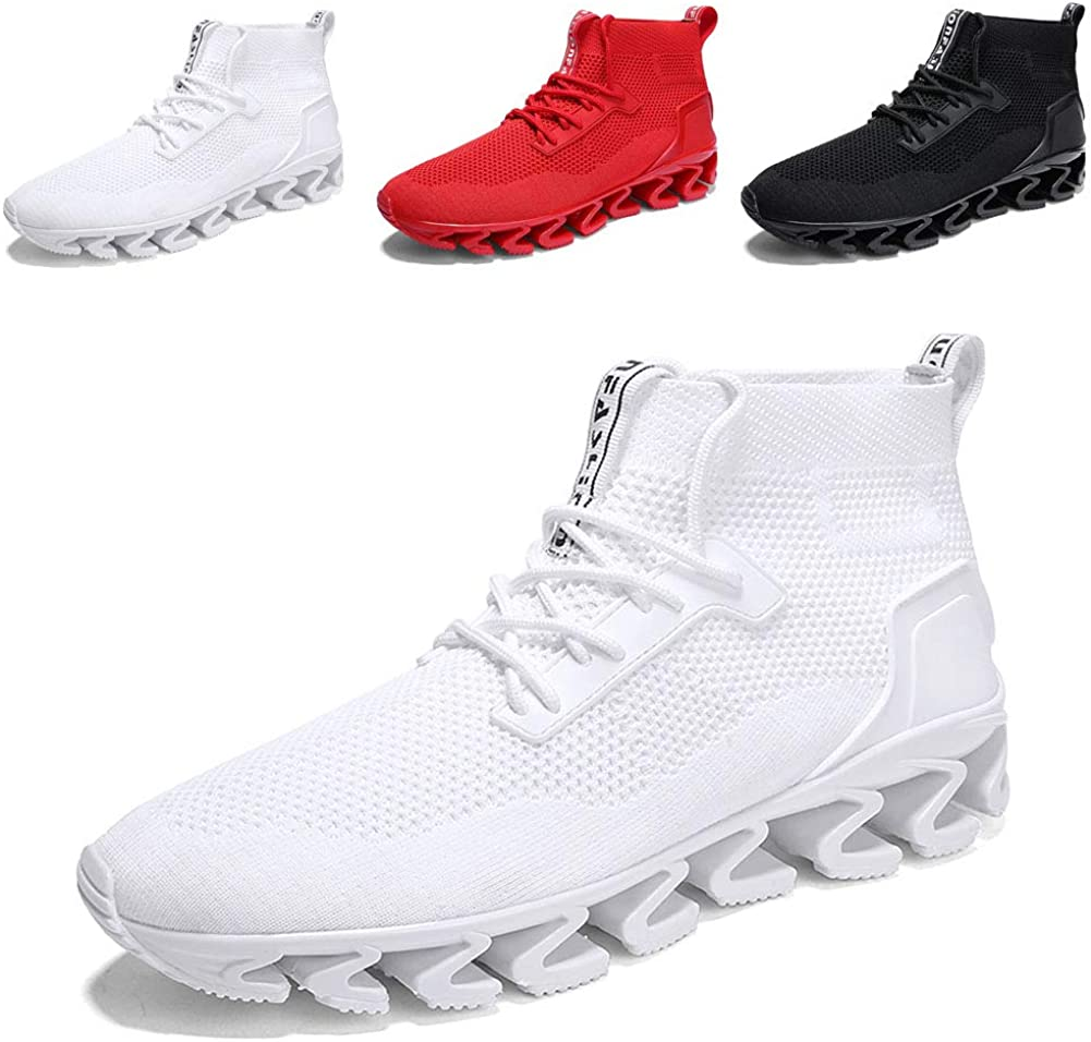 Noblespirit Men s Outdoor Sneakers Trail Running Hiking Jogging Shoes