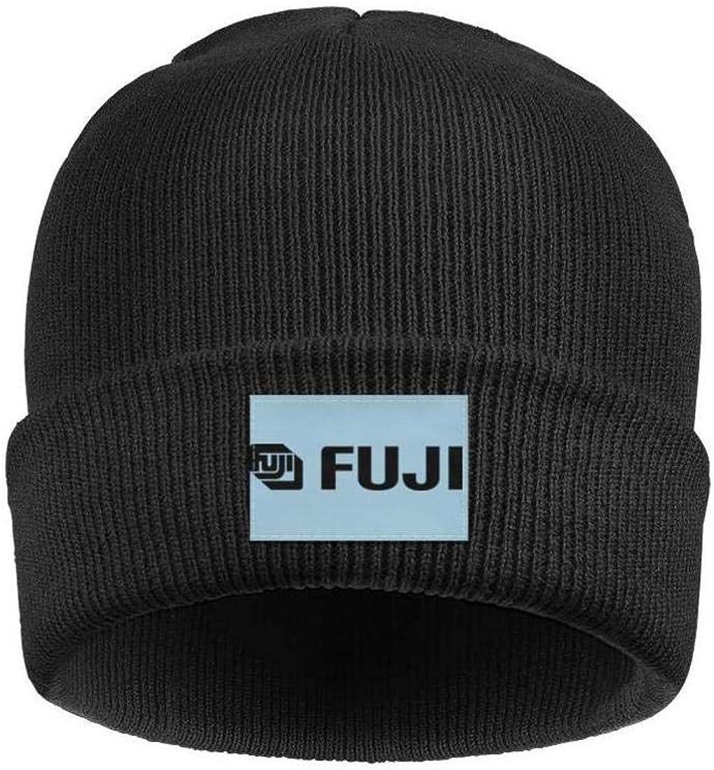DXQIANG Fu-ji-Logo Men Women Winter Beanies Hat Warm Skull Knit Cap