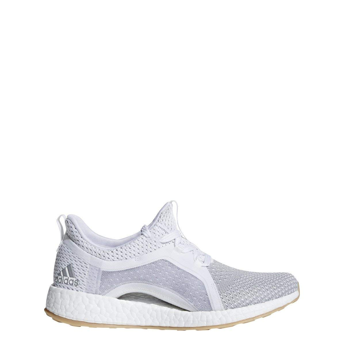 best authentic b6e42 b098d Amazon.com   adidas Pureboost X Clima Shoe Women s Running White   Road  Running