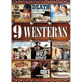 9-Movie Western Pack V.2 [USA] [DVD]: Amazon.es: Cine y Series TV