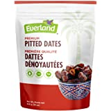 Everland Whole Pitted Dates, 908gm
