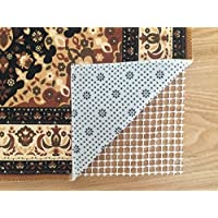 Highestar Super Gripping Non-slip Area Rug Pad Gripper for Hard Floors (5 x 7)