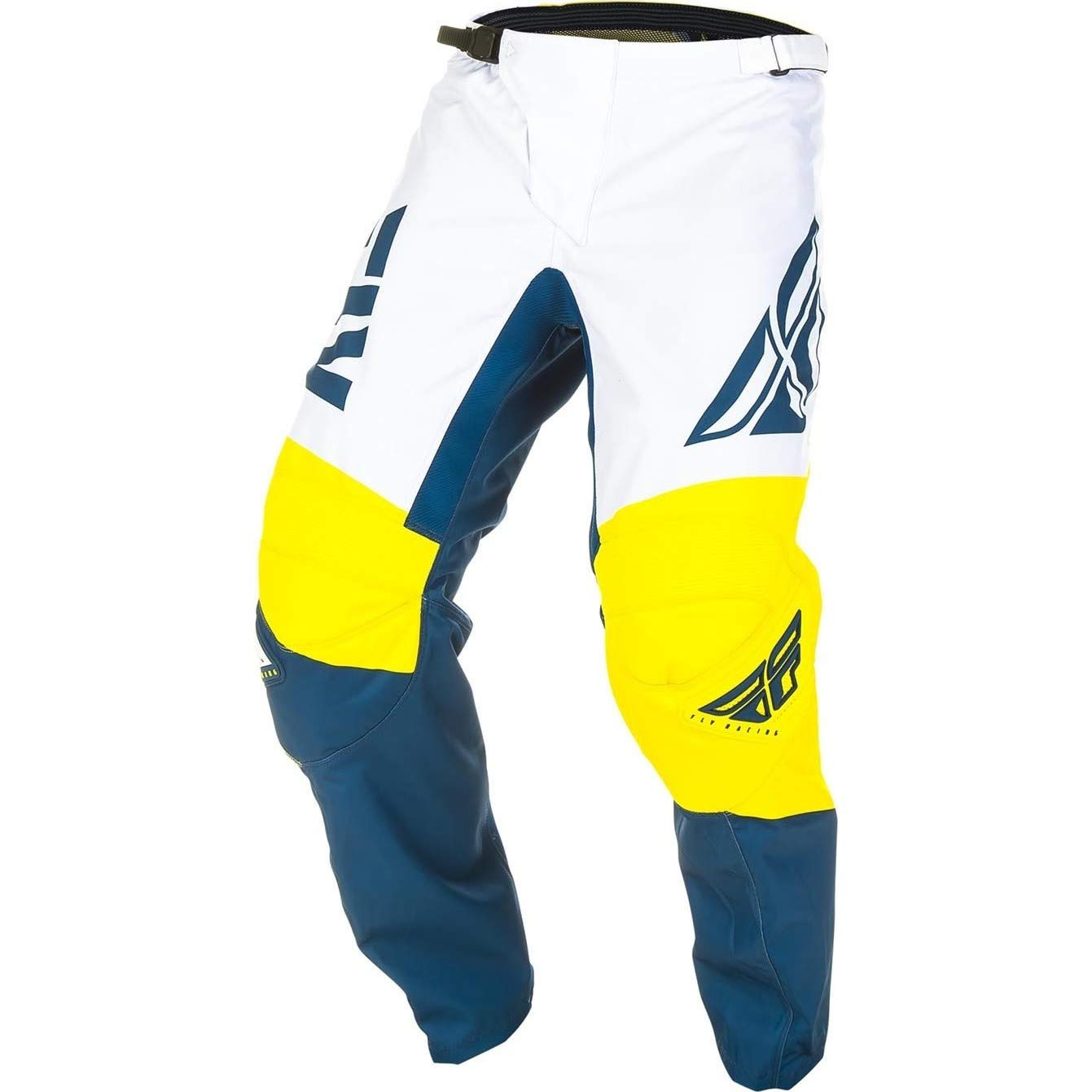 34 BLACK//WHITE//GREY Fly Racing 2019 F-16 Pants