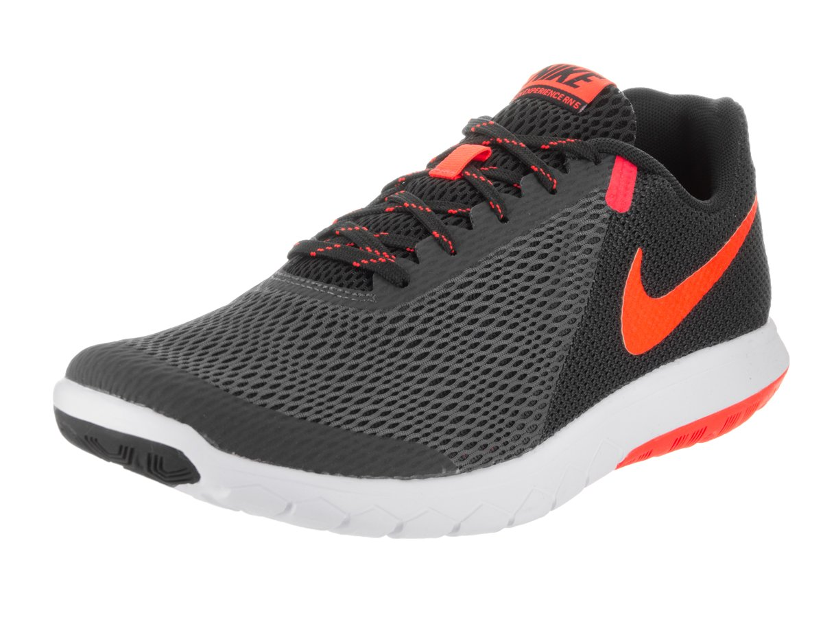 NIKE Men's Flex 2014 RN Running Shoe B019EROB7C 10 D(M) US|Anthracite/Total Crimson/Black/White