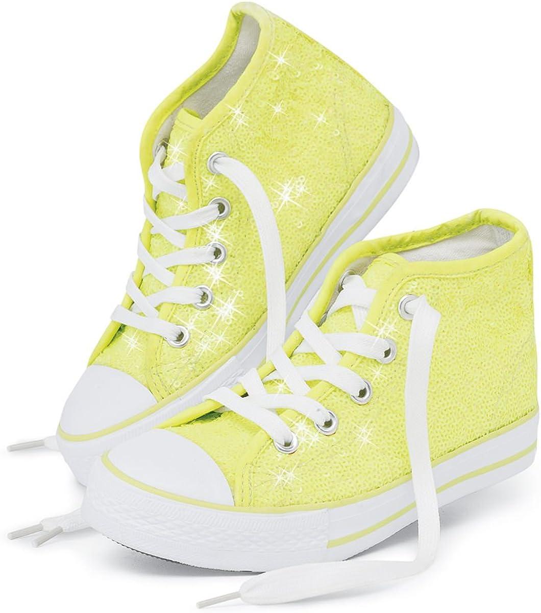 high top dance sneaker