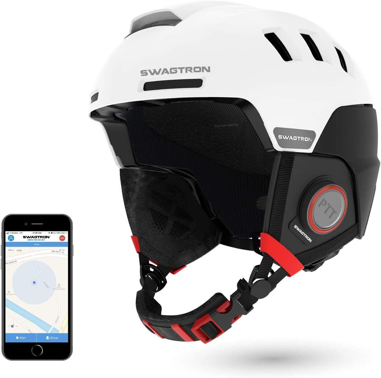 Swagtron Snowtide Ski & Snowboard Helmet