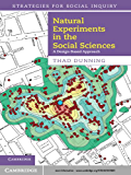 Natural Experiments in the Social Sciences (Strategies for Social Inquiry)