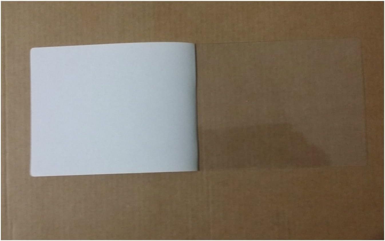 / 86/x 54/mm /PREMIUM QUALITY /Paquete de 100/ Tama/ño de tarjeta de Cr/édito /Fr/ía Self Seal Laminating Pouches/