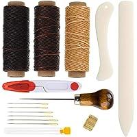 Kits de herramientas de encuadernación,15 piezas de costura